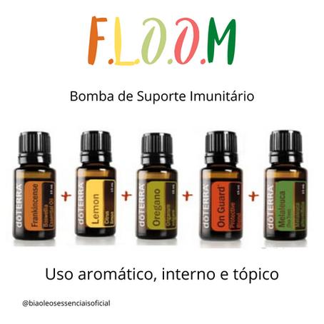 F.LO.O.M - Bomba de Suporte imunitário