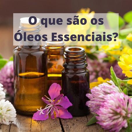 O que são óleos essenciais?