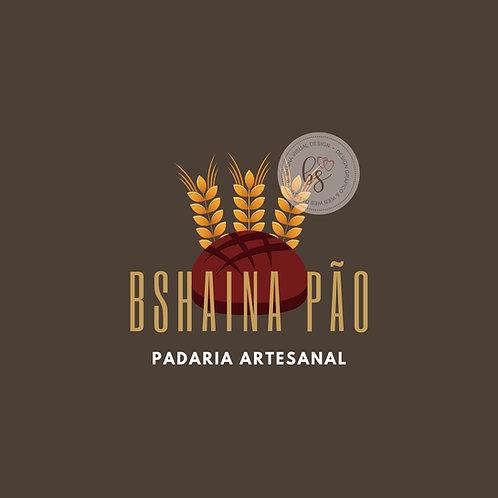 Logotipo Padaria Pré-Criado
