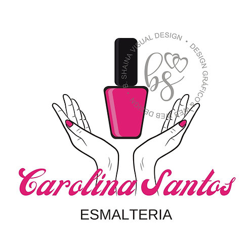 Logotipo Exclusivo Esmalteria