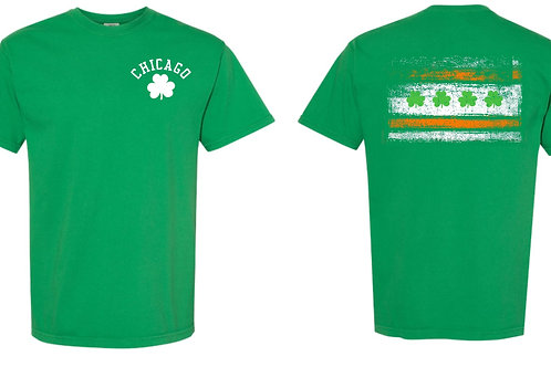 Chicago Flag Irish T's
