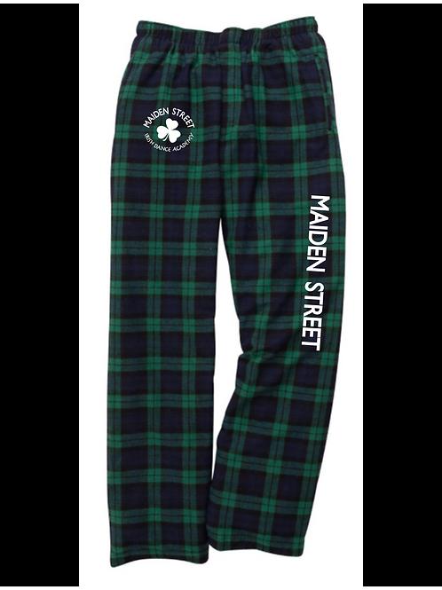 MSA Flannel Pants