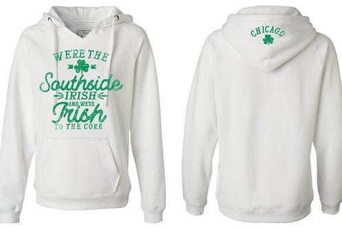 Ladies - Irish to the Core Hoodie