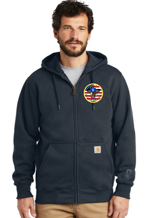 Regular Rain Defender Zip Hoodie