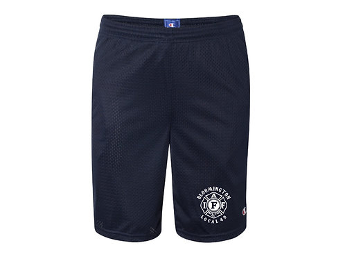 Champion Pocket Mesh Shorts - NAVY
