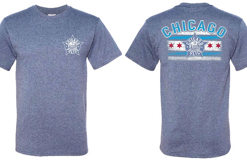 CPD Police Shortsleeve T-shirt