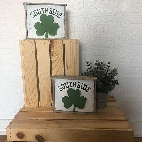 Mini Southside Sign