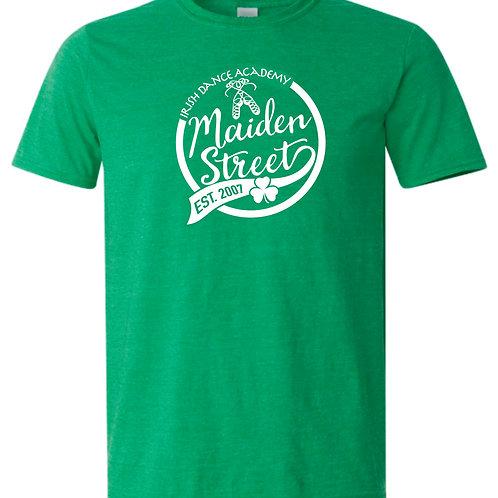 MSA Heather Irish Green T-Shirt