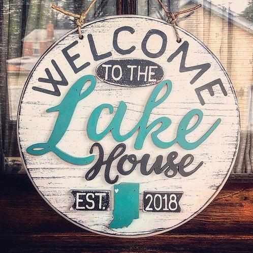 Lake House Round