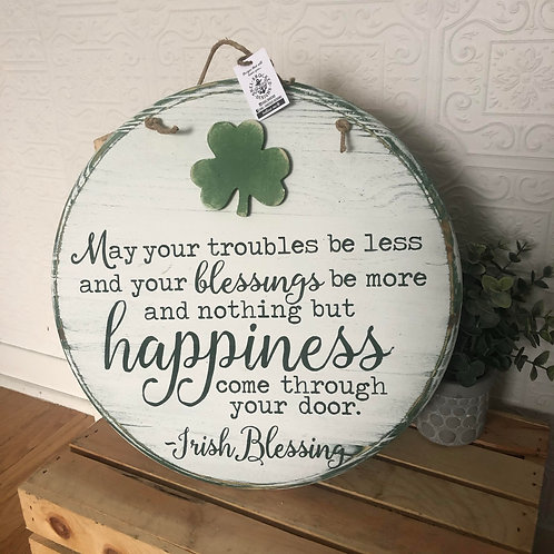 Round Irish Blessings