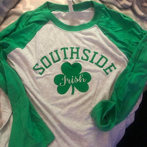 Southside Raglan Shirt