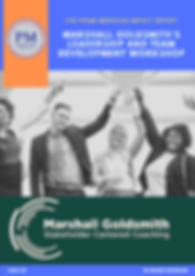 Marshall Goldsmith Leadership Workshop.p