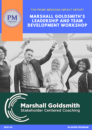 Marshall Goldsmith Leadership Workshop.p