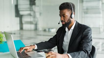 african-american-man-customer-support-op