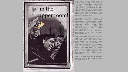 In the Upper Room