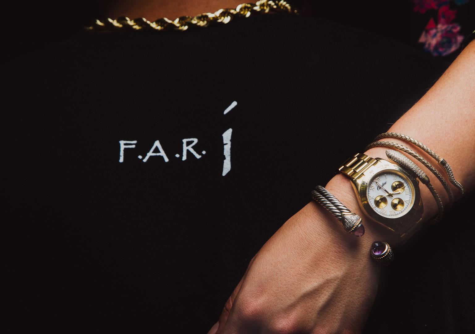 Womens gold watch