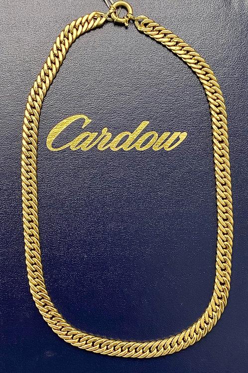 14k Gold Miami Cuban Necklace