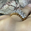 Thumbnail: Diamond Pyramid Ring Yellow Gold