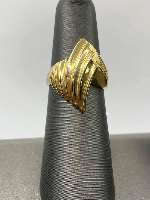 14KT Gold Cocktail ring