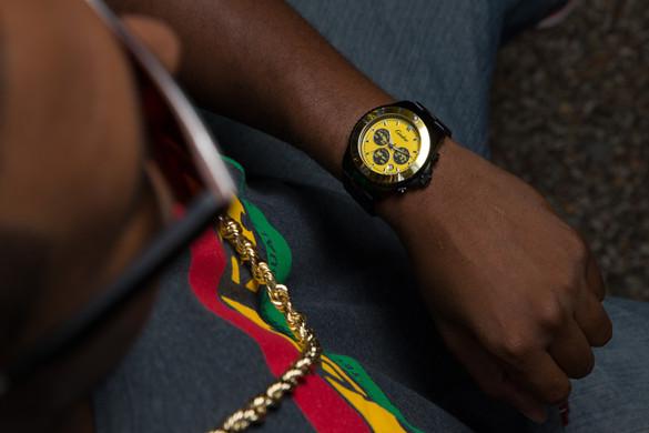 Cardow Watch & chain