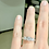 Thumbnail: Past Present and Future Diamond Ring