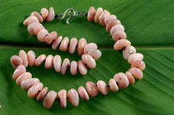 Pink Peruvian Opal
