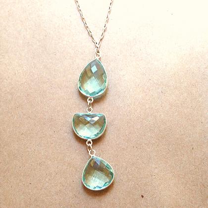#1535  blue quartz
