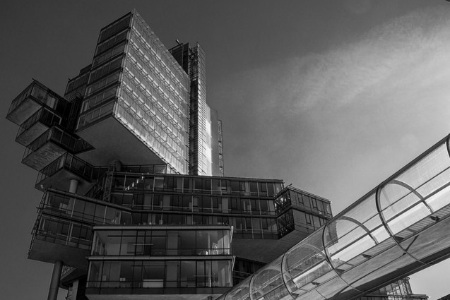 Verwaltungsgebäude der Nord/LB in Hannover