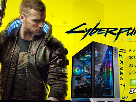 CYBERPUNK 2077 - and we got the right tools