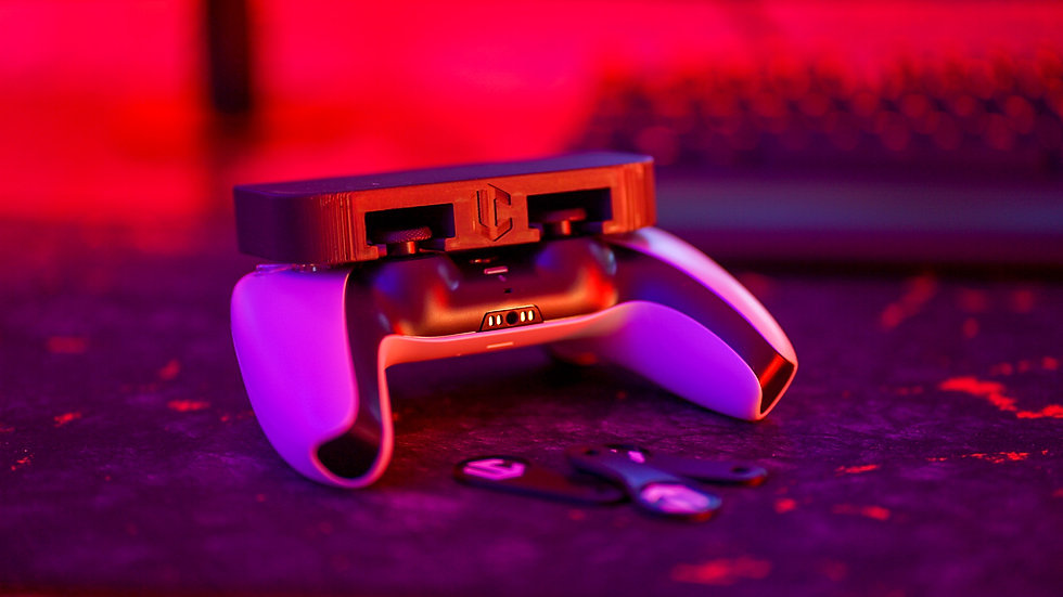 KRATOS Under desk Controller Mount (PS4 / PS5)