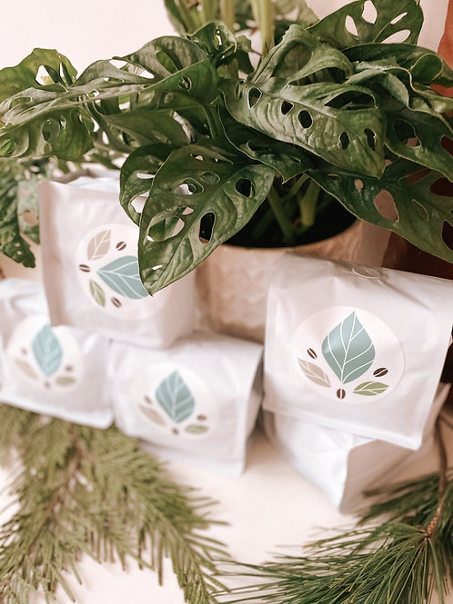 5 Bags of Coffee Under The Tree* Free Gift