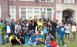 School for Refugees In Gifford Park