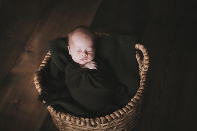 Conrad//Newborn Session