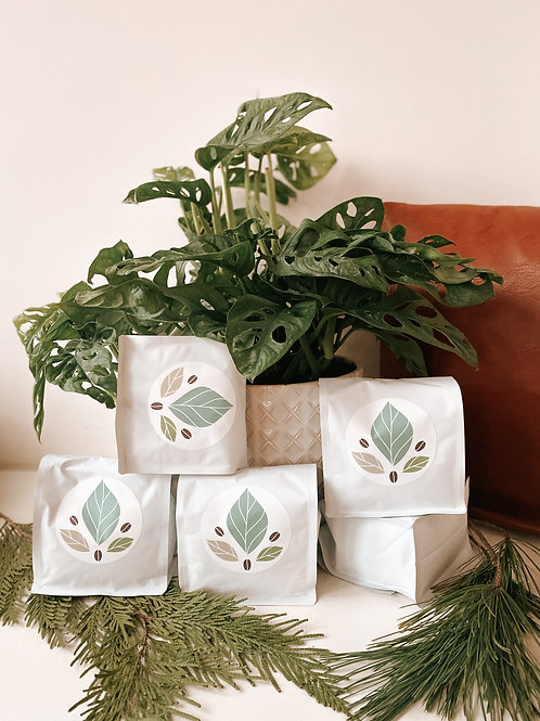10 Bags Of Coffee Under The Tree* Free Gift x 2