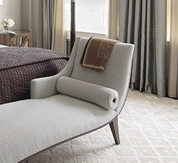 Classic chaise lounge