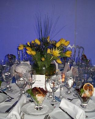 Joyce theater Gala florals