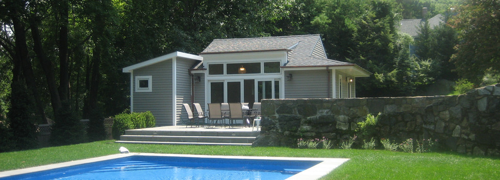 Hastings on the Hudson Poolhouse