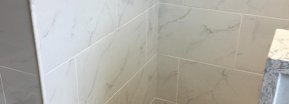 shower details