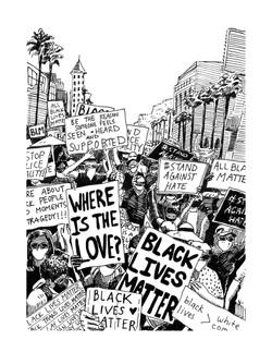 Los Angeles June, 2020
