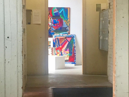 Artists for Artists: Q&A with doorway_a_gallery