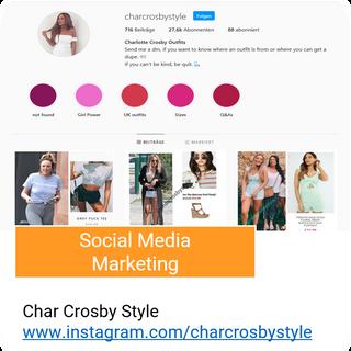 Char Crosby Style