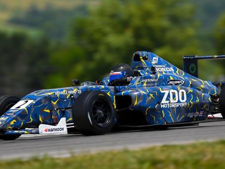 Jake Bonilla Scores Career Best 4th in F4 US Championship