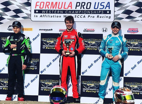 Logan Cusson Wins F4 California Winter Championship