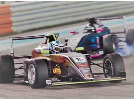 Matteo Nannini Wins F4 UAE Championship