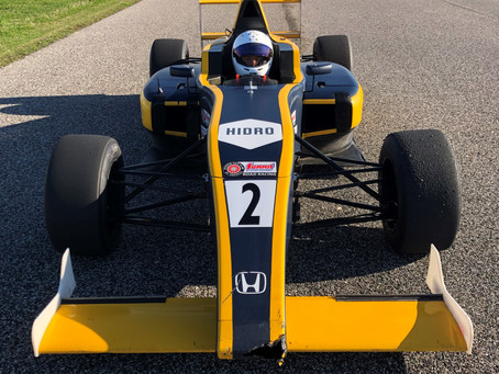 Gil Molina Joins Jensen For 2020 F4 U.S. Championship