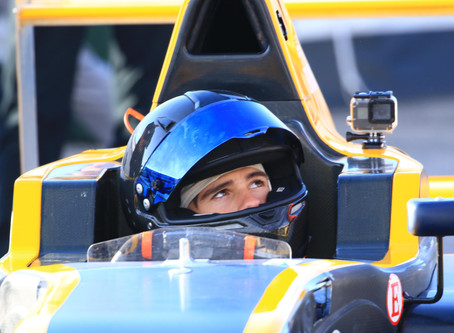 Jake Bonilla Confirmed For 2020 F4 U.S. Championship