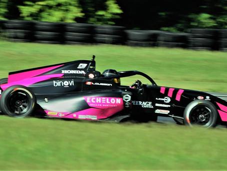 F3 Americas Rookie Logan Cusson Making Solid Progress