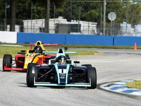 Jensen Drivers Bonilla and Haffar Ready for Road Atlanta