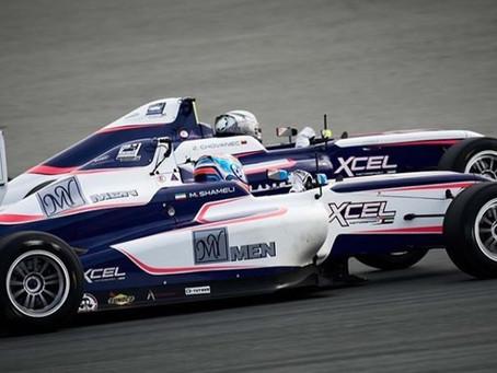 Baldisserri Wins Second F4 UAE Championship