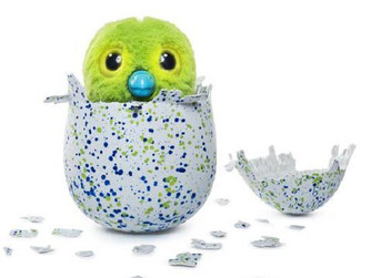 Hatchimals will surprise you